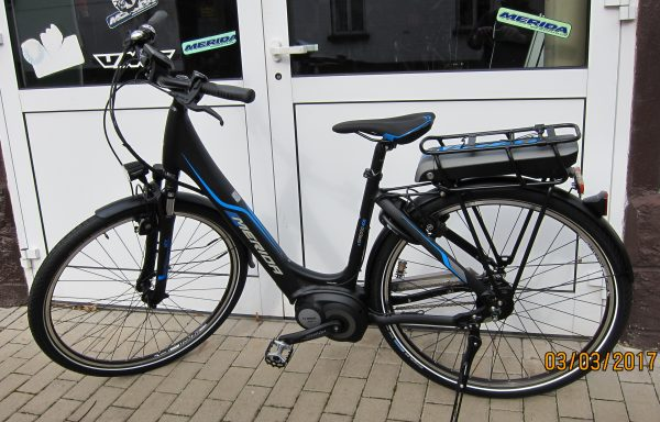City E-Bike Merida Centurion Lindner u. Co. Arnstadt Fahrrad Zweirad