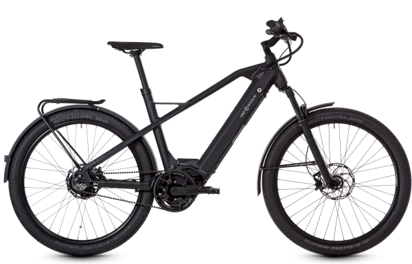 HNF-Nicolai UD3 Urban All Terrain E-Bike Bosch Performance Line CX Gen 4 85Nm