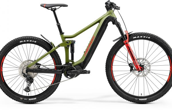 EMTB Merida E One-Forty 500